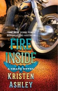 Fire Inside (Chaos #2)
