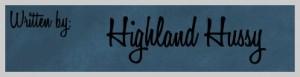 highland hussy