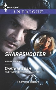 Review: Sharpshooter by Cynthia Eden