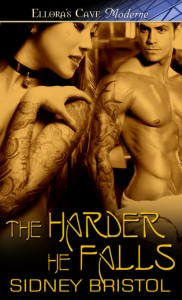 New Release: The Harder He Falls by Sidney Bristol