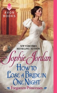 Review & Giveaway: How to Lose a Bride in One Night by Sophie Jordan