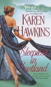 Review: Sleepless in Scotland by Karen Hawkins