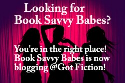 Book Savvy Babe is HERE!
