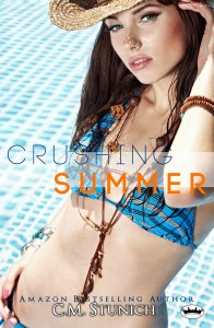 Crushing Summer Blog Tour, #NewAdultRomance