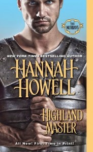 Review: Highland Master by Hannah Howell