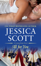 Giveaway of All For You by Jessica Scott