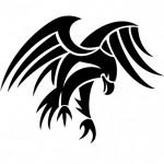 black-tribal-eagle-vector-tattoo_91-2147487598