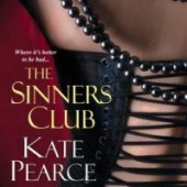 The Sinners Club (Sinners Club #1) by Kate Pearce