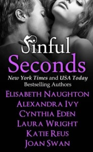 Release Day for Sinful Seconds and #Giveaway