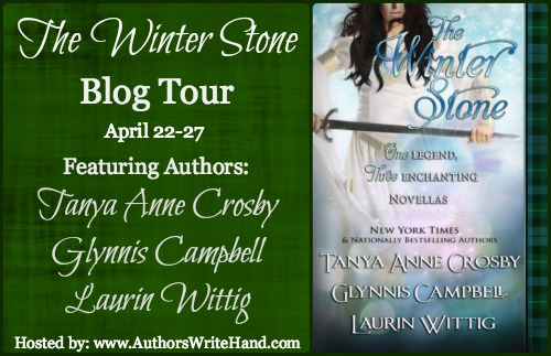 The Winter Stone Blog Tour & Giveaway- Meet Laurin Wittig